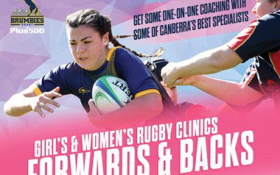 Girls and Womens Rugby Clinics