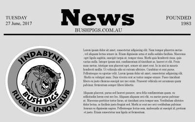 Newsletter 27 June