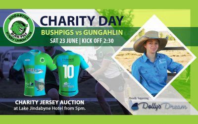 Charity Day 2018: Supporting Dolly's Dream