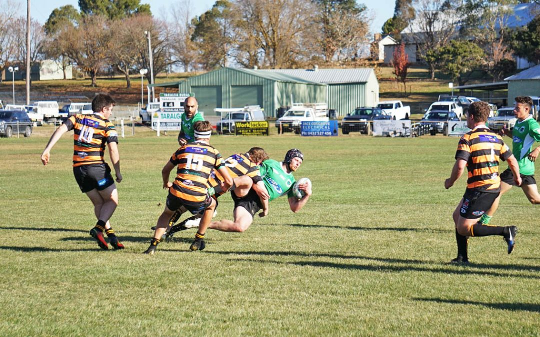 PHOTOS: Taralga vs Bushpigs 17th May