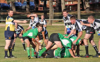 PHOTOS: Yass vs Bushpigs 1st June