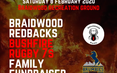 Bushpigs Brace for Braidwood Bushfire 7s