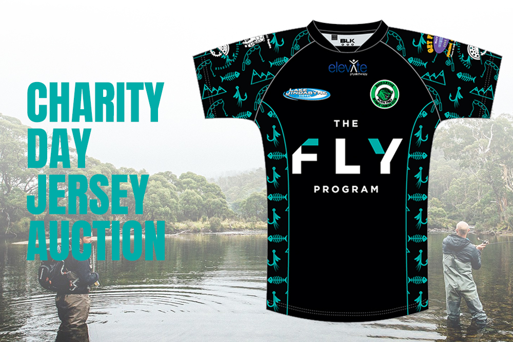 Online Auction for Charity Jerseys